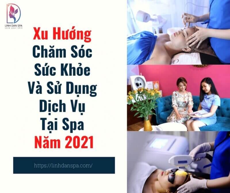 xu huong cham soc suc khoe
